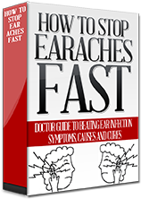 How To Stop Earaches Fast &